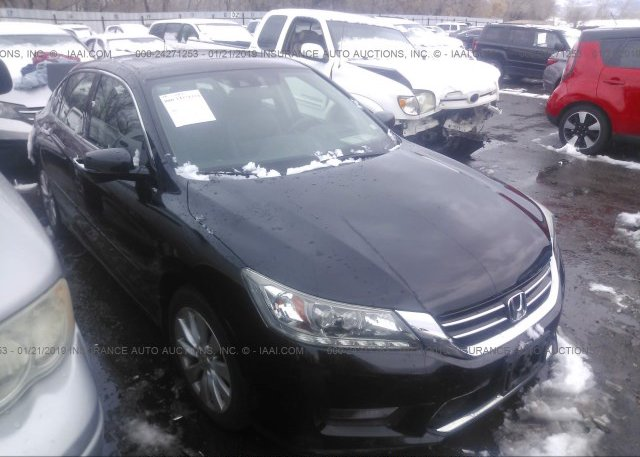 Inventory #858297828 2014 Honda ACCORD