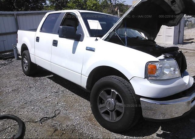Inventory #856650103 2007 FORD F150
