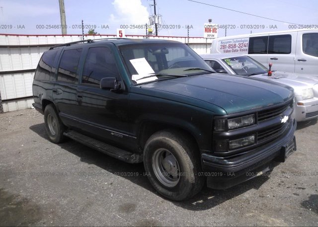 Inventory #632871038 1996 Chevrolet TAHOE