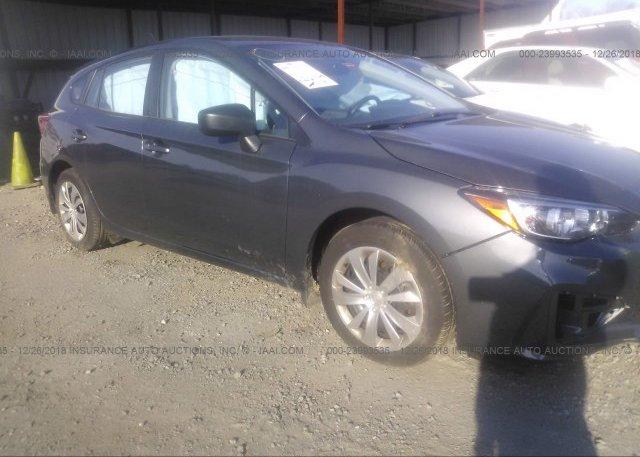 Inventory #446575750 2018 Subaru IMPREZA