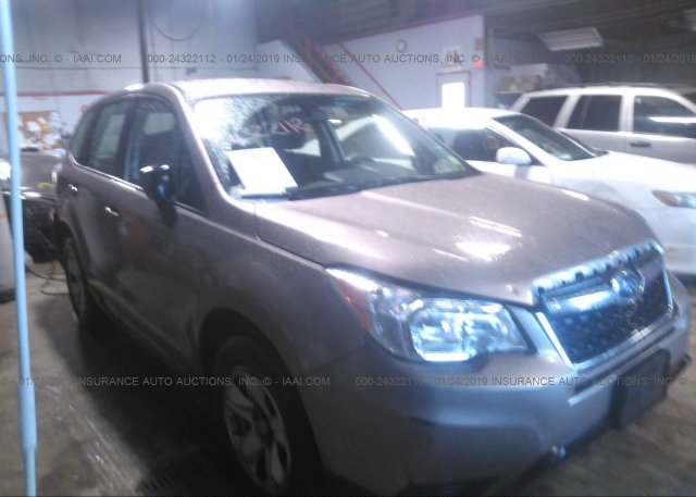 Inventory #466315041 2014 Subaru FORESTER