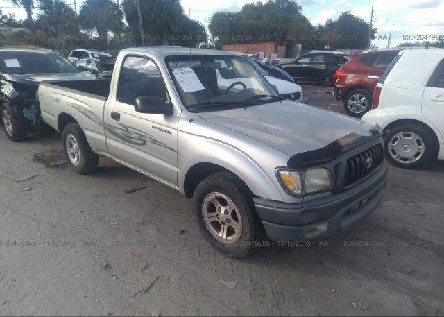 Inventory #151285428 2001 Toyota TACOMA