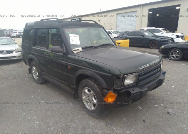 Inventory #926210779 2000 Land Rover DISCOVERY II
