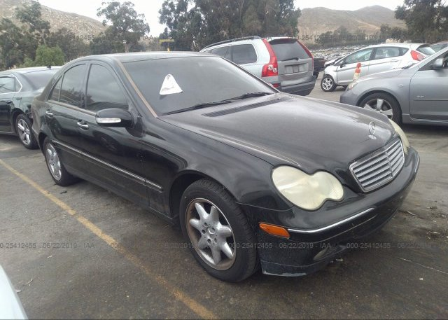 Wdbrf61jx4e015659 Clear Dealer Only Black Mercedes Benz C