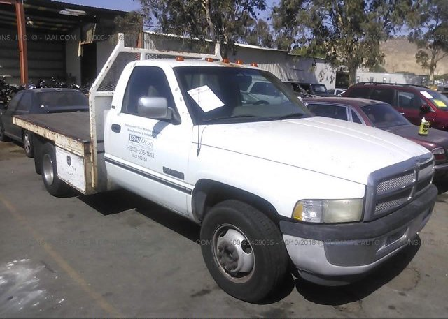 1b7mc36c0tj153892 Clear Dealer Only White Dodge Ram 3500 At