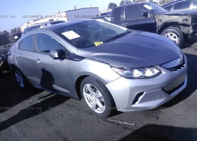 Inventory #783539684 2018 Chevrolet VOLT