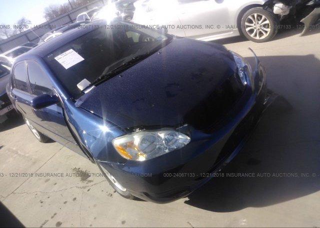 Inventory #522709961 2005 Toyota COROLLA
