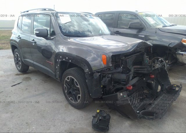 Inventory #706389650 2016 JEEP RENEGADE