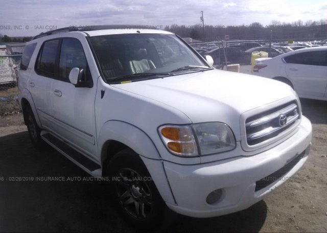 Inventory #237736483 2004 Toyota SEQUOIA