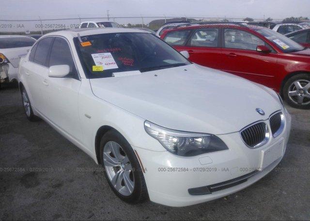 Inventory #745511487 2010 BMW 528