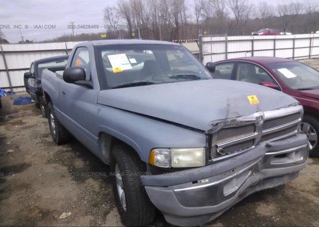 Inventory #185202512 1999 Dodge RAM 1500