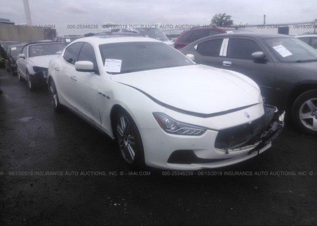 Inventory #262223973 2014 Maserati GHIBLI