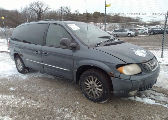 Inventory #279958617 2002 Chrysler TOWN & COUNTRY