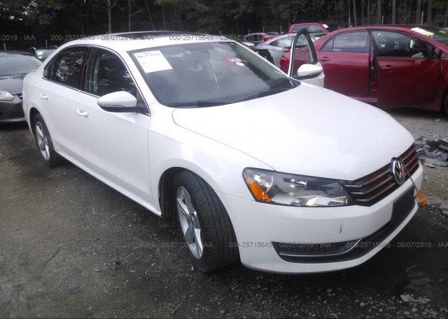 Inventory #264806342 2012 Volkswagen PASSAT