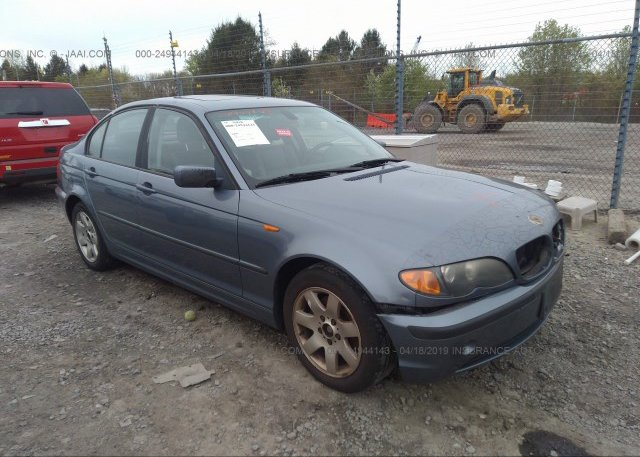 Inventory #982441421 2002 BMW 325