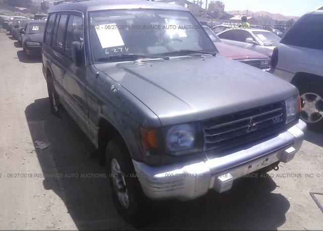 Inventory #180865237 1996 Mitsubishi MONTERO