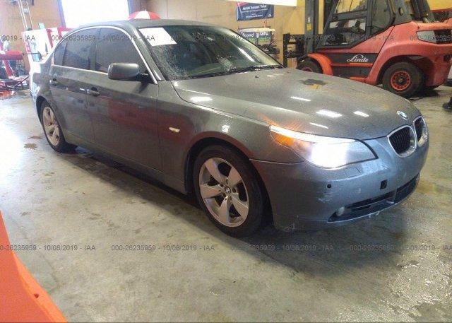 Inventory #427110127 2006 BMW 530