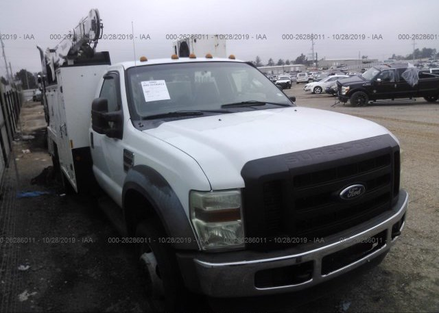 Inventory #213107376 2008 FORD F550