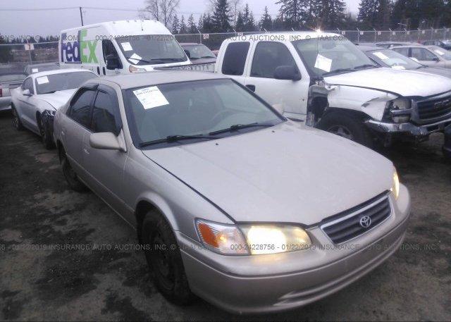 Inventory #885005910 2001 Toyota CAMRY
