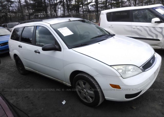 Inventory #992868152 2006 FORD FOCUS