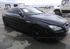 2013 BMW 650