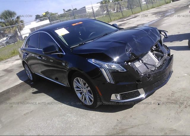 Inventory #861120420 2018 Cadillac XTS