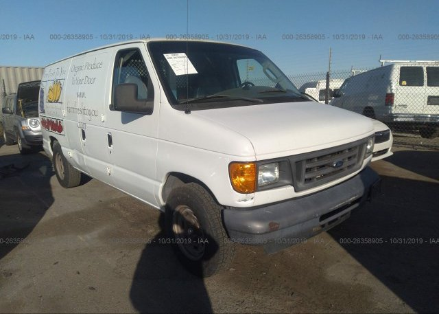 Inventory #172441419 2006 FORD ECONOLINE