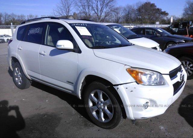 Inventory #619490856 2010 Toyota RAV4