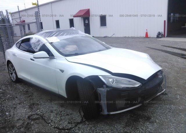 Inventory #788287814 2012 Tesla MODEL S