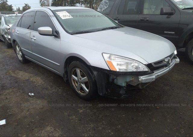 Inventory #801769141 2005 Honda ACCORD