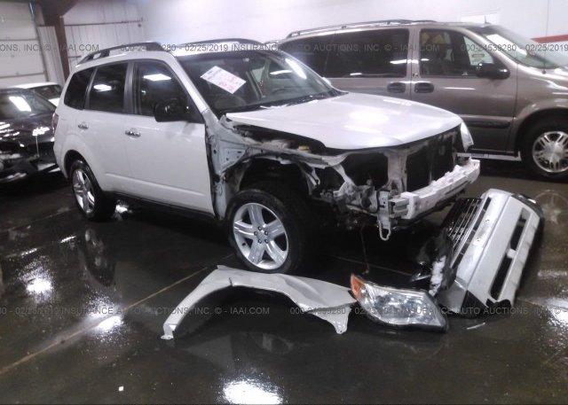 Inventory #403312591 2009 Subaru FORESTER