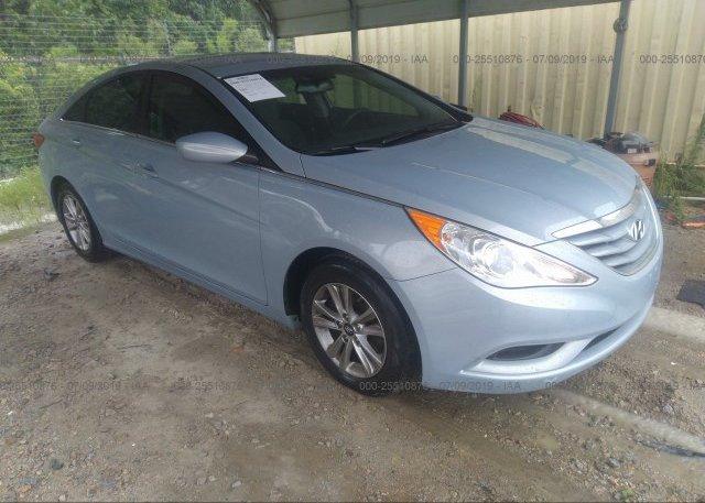 Inventory #432020629 2013 Hyundai SONATA