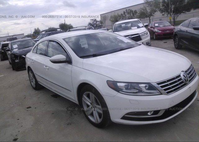 Inventory #316419632 2015 Volkswagen CC