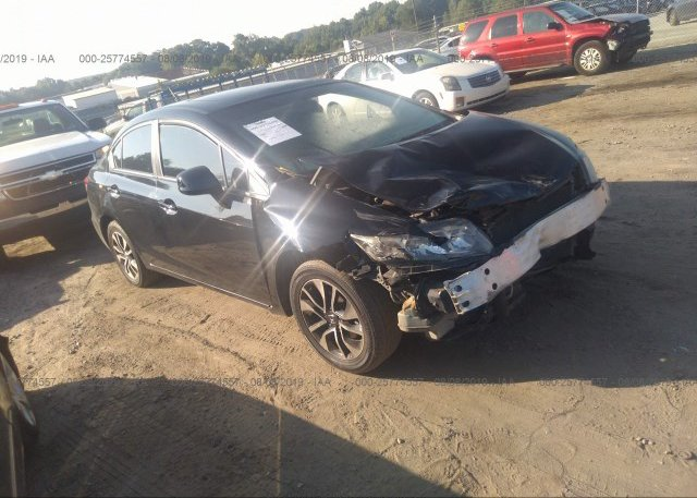 Inventory #963836170 2013 Honda CIVIC