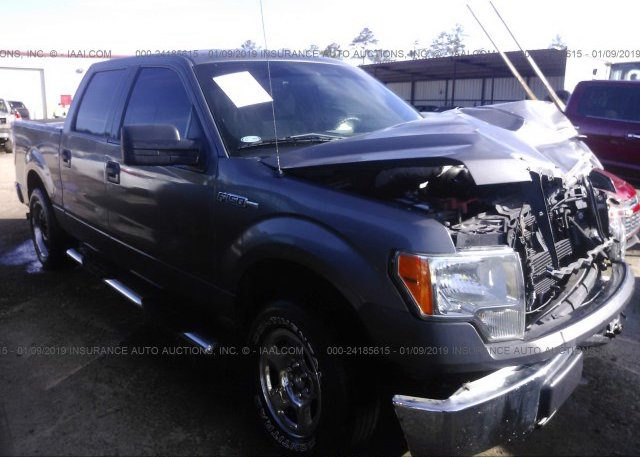 Inventory #957230538 2013 FORD F150