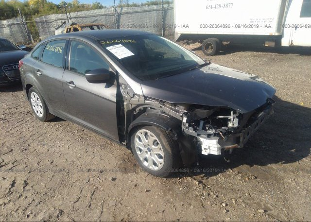 Inventory #519995841 2012 FORD FOCUS