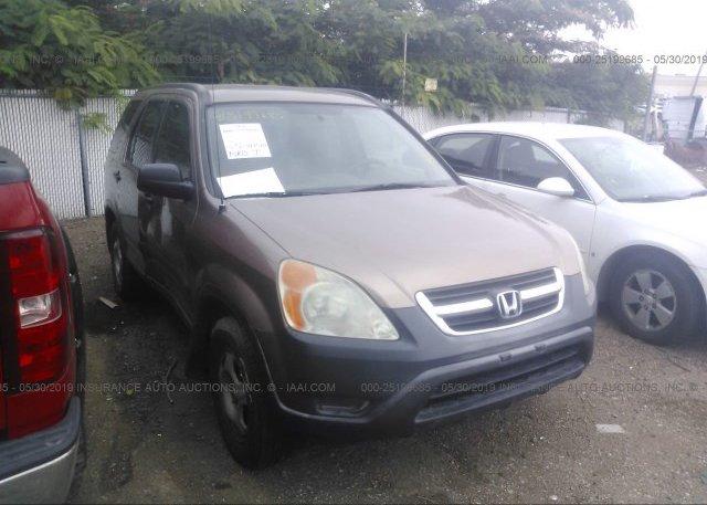 Inventory #324413851 2002 Honda CR-V