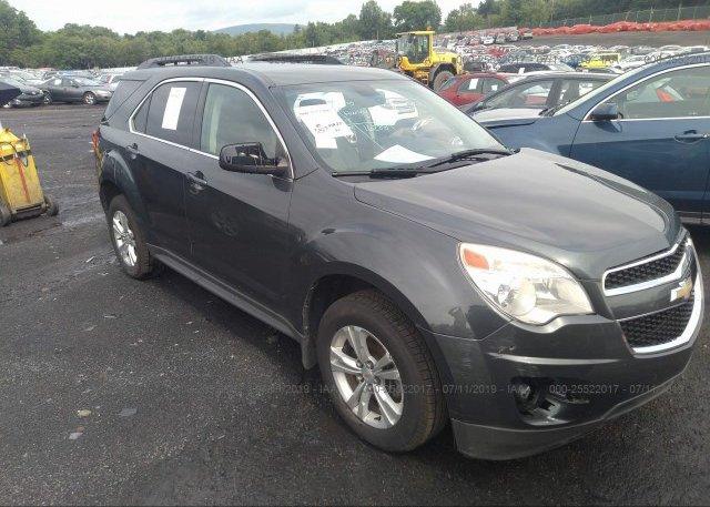 Inventory #572519917 2011 Chevrolet EQUINOX