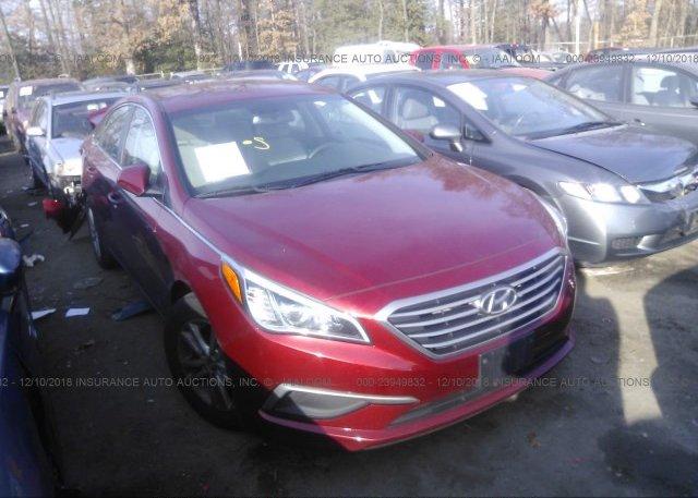 Inventory #437513160 2016 Hyundai SONATA