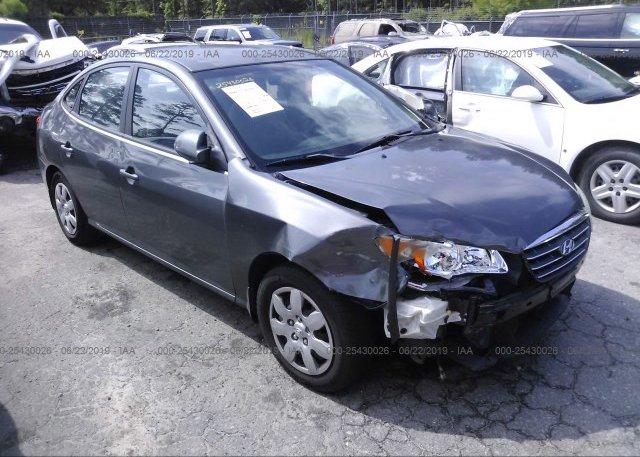 Inventory #423420148 2007 Hyundai ELANTRA