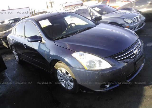 Inventory #543261648 2012 Nissan ALTIMA
