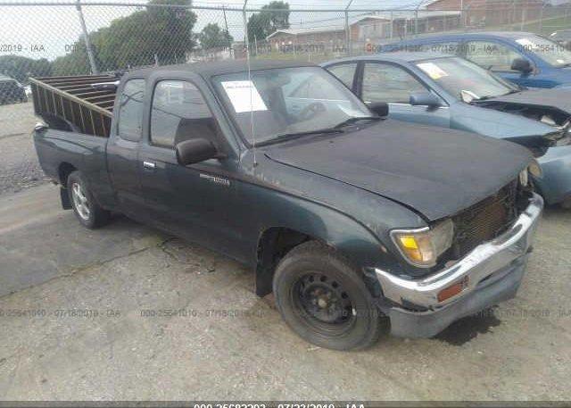 Inventory #296213553 1996 Toyota TACOMA