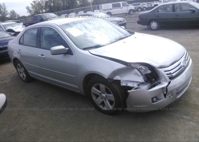 Inventory #341114576 2008 FORD FUSION