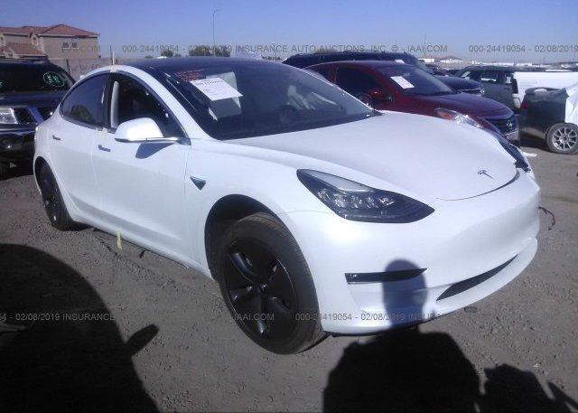 Inventory #199360426 2018 Tesla MODEL 3