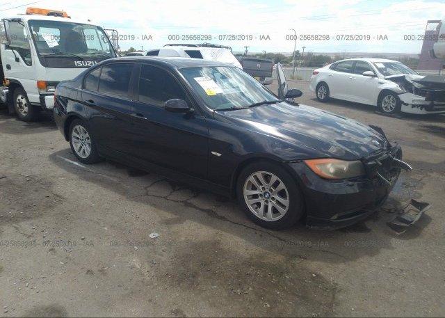 Inventory #932125340 2006 BMW 325