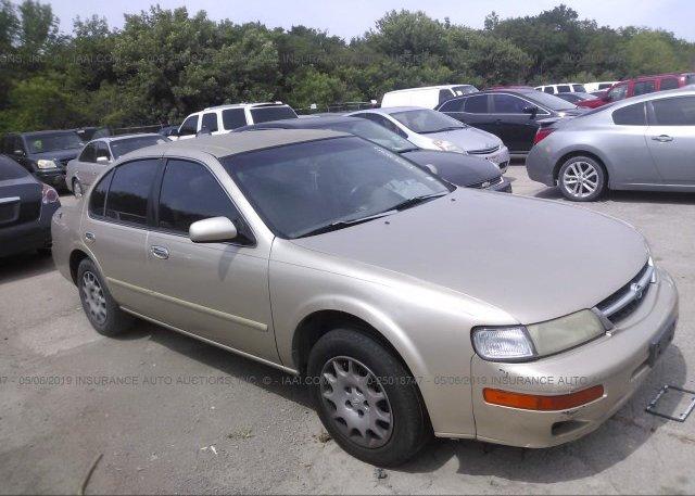 Inventory #504402448 1997 Nissan MAXIMA