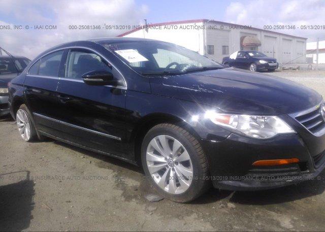 Inventory #595359732 2012 Volkswagen CC