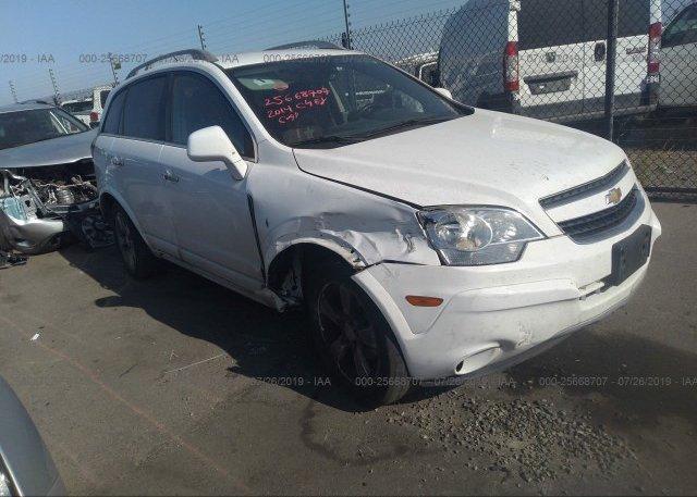 Inventory #418472786 2014 Chevrolet CAPTIVA