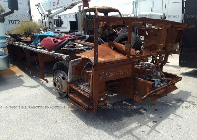 Inventory #950509036 1998 FREIGHTLINER CHASSIS