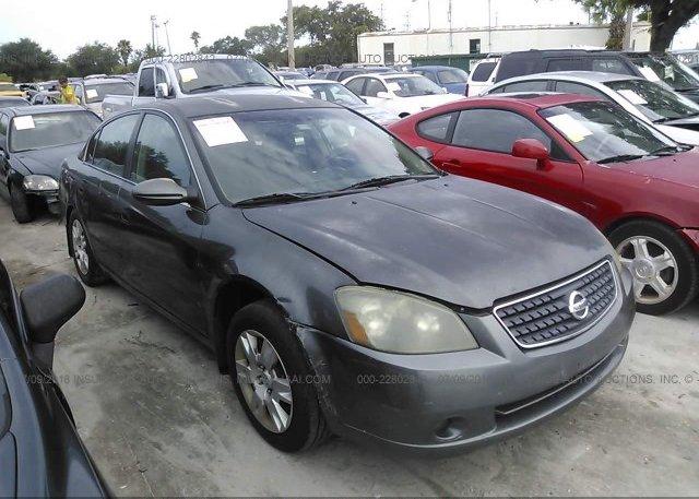 Inventory #511368470 2005 Nissan ALTIMA